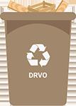 recikliranje-drvo